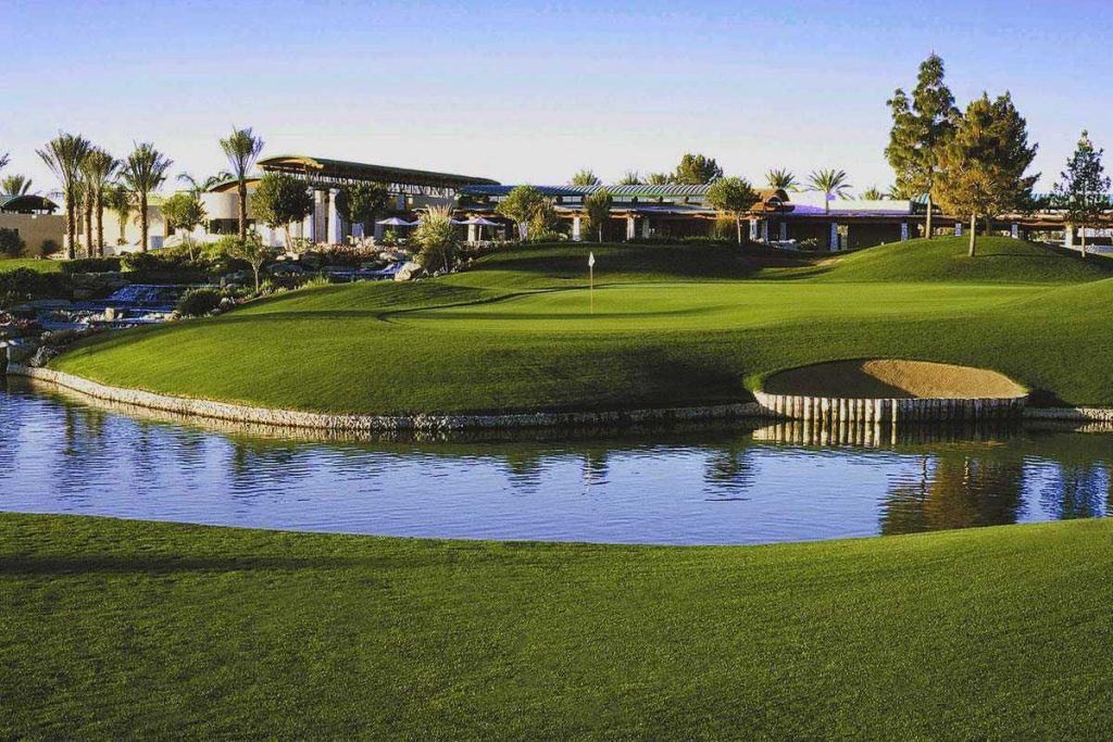 golf resort architect