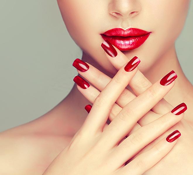 upgraded nail polish