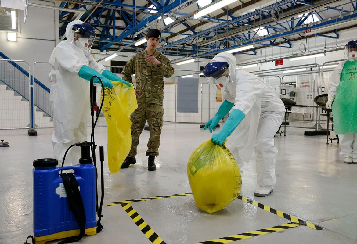 Getting a Company for hazardous Waste Disposal Services