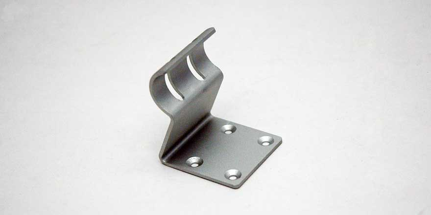 aluminium profile bracket
