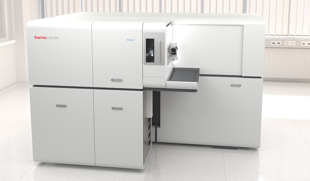 Chemical handling Resistant with Agilent spectrometer Instrument